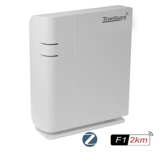 Smartbox alarmpanel
